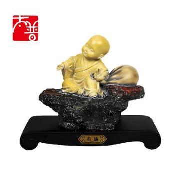 梵音布施现代新中式禅意佛工艺品摆件