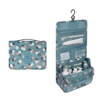 爱生活悬挂式洗漱包旅行收纳包化妆包