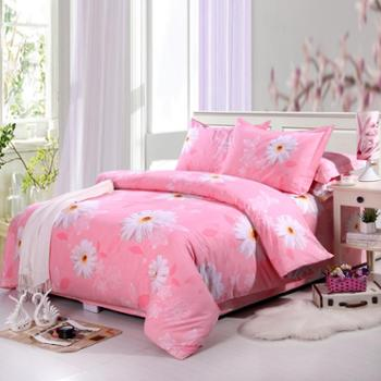 锦华家纺 纯棉被罩1.8m 全棉印花被罩 单件被罩包邮 纯棉床上用品