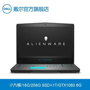 外星人AlienwareR5ALW1717.3英寸八代标压高清独显双硬盘游戏笔记本电脑3738银