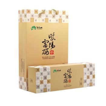 印象秦巴山富硒绿茶富硒绿茶一级128g