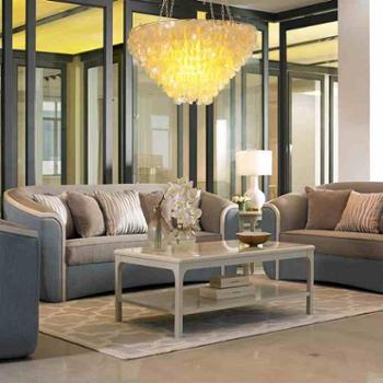 艾美家具欧式沙发全亚时尚全套沙发客厅沙发全套产品