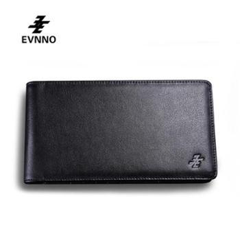 意威诺(evnno)卡包 长款超薄真牛皮卡包 K028-A3H