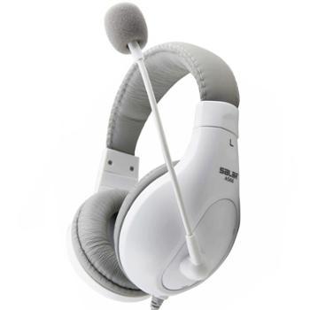 Salar头戴式手机 笔记本电脑耳麦游戏耳机带麦话筒