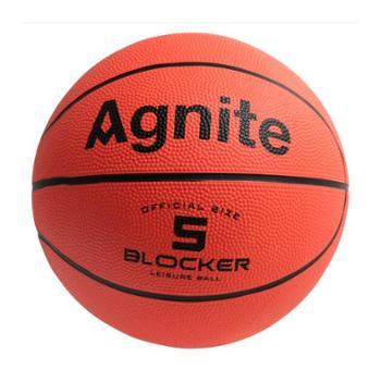 安格耐特(Agnite)F1102 5号儿童橡胶篮球 小学生入门训练篮球