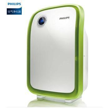 飞利浦(Philips)空气净化器AC4025家用 除烟pm2.5 粉尘 智能控制 草绿色