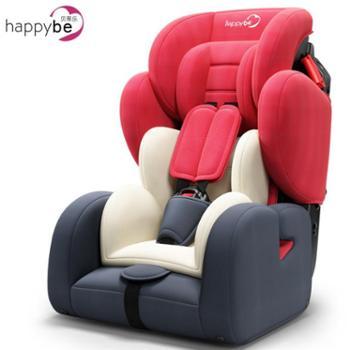贝蒂乐儿童安全座椅汽车用婴儿宝宝车载座椅9月-12岁3C认证厂家直销