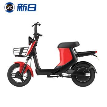 新日电动车XC1锂电池电瓶轻便代步车