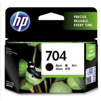 惠普(HP)CN692AA704号黑色墨盒(适用Deskjet20102060)