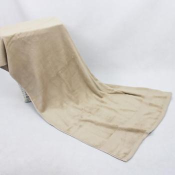 竹纤维浴巾 竹兰雅素色浴巾
