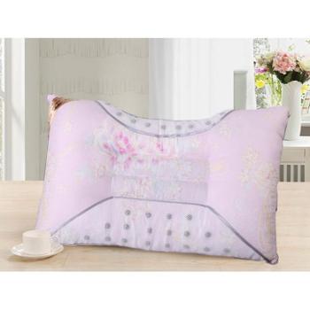 磁疗保健枕 活性天丝棉 天琴保健枕 枕头芯颈椎枕头护颈枕助眠枕决明子枕