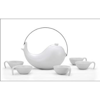 原初格物设计师创意太极壶茶具高端商务礼品时尚家居用品