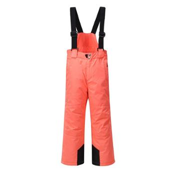 布拉格阿尔派妮AlpinePro儿童少年滑雪裤冲锋登山裤防风裤KPAD029