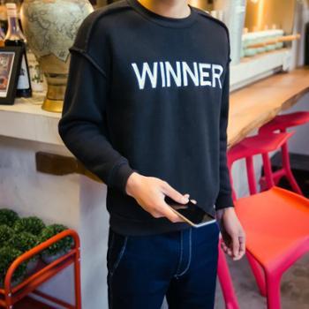 2016春季时尚都市套头外套潮男卫衣运动学生热卖潮流JC Y14