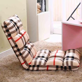 懒人沙发小沙发椅单人地板榻榻米折叠沙发床上靠背椅飘窗椅懒人椅