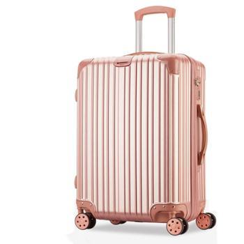 天衢拉杆箱男万向轮学生行李箱女20寸韩版旅行箱24寸商务皮箱子