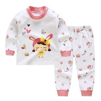 儿童纯棉内衣套装婴儿秋衣秋裤1宝宝保暖内衣男女童装睡衣服3岁