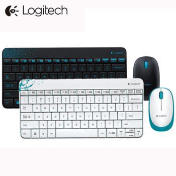 罗技MK240无线鼠标键盘套装 电脑笔记本迷你键鼠套装