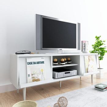 简约现代电视机柜时尚客厅家具小户型日式储物电视柜