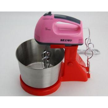 H2艾奇尔家用多功能手持台式迷你打蛋机打蛋器烘焙和面搅拌机