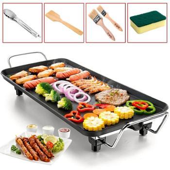 佳韩式无烟家用电烤炉煎烤机烤肉机烤串机电热烧烤炉铁板烧电烤盘