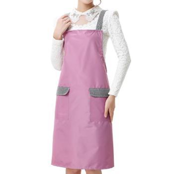 尚烤佳围裙工字背防水围裙家居厨房围裙烘焙烧烤围裙