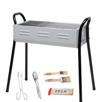 尚烤佳烧烤炉烧烤架木炭烤箱便携家用户外烧烤炉