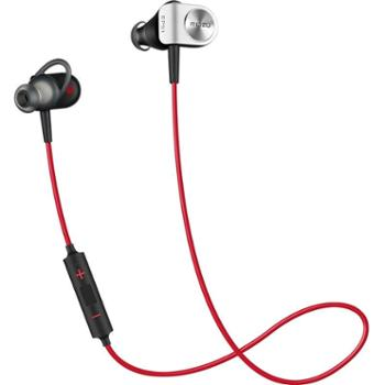 魅族 EP51 运动蓝牙耳机 蓝牙耳机 磁吸入耳式 运动蓝牙线控手机耳机