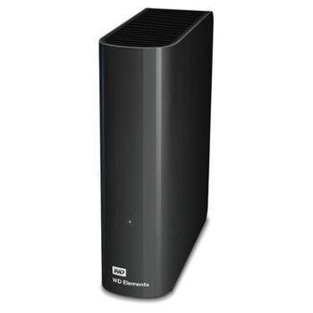 西部数据(WD)Elements Desktop 3.5英寸 西数移动硬盘 3TB/4TB/5TB