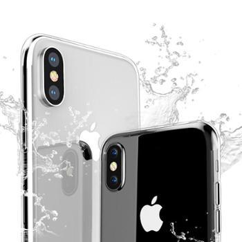 iPhoneX 保护壳 透明软壳 还原裸机色彩