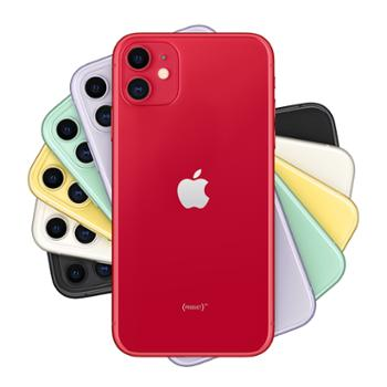 Apple iPhone 11 6.1英寸 移动联通电信4G手机 双卡双待