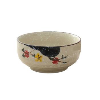 佰润居日式面碗7寸大碗餐具创意陶瓷吃面条汤碗大号泡面碗厨房用具大碗
