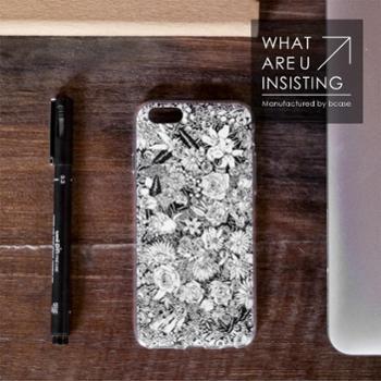 bcase插画师手机壳原创个性涂鸦iPhone6Plus/6Splus保护套手机套