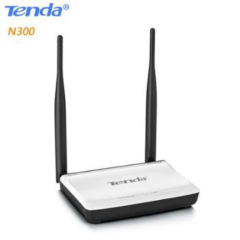 腾达/Tenda 300M无线双线路由器无线穿墙路由器 N300