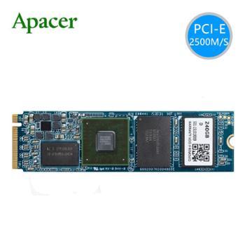 Apacer/宇瞻 AP480GZ280 Z280 M.2 PCIE 480G SSD固态硬盘NVME