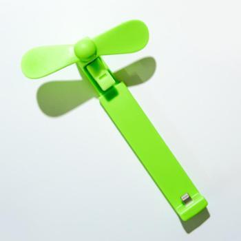 OKSENSN拉拉迷你风扇usb手机小风扇随身即插即用便携式手持小电扇