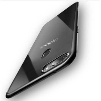 ROCK/洛克OPPOR15手机保护壳纤薄透明PC软硬套晶彩系列梦境版