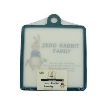 韩国兔家族 加厚树脂水果菜板/防滑砧板水果案板小号