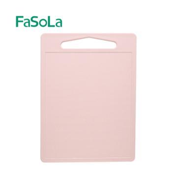 FaSoLa菜板砧板家用塑料厨房刀板占板健康水果案板切菜板QJ-0057