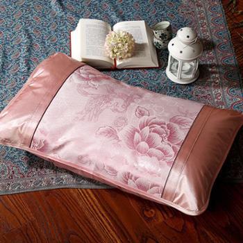 oukk欧康家纺 (一只装)凉席枕套信封式冰丝席枕头套不含芯 48*74cm