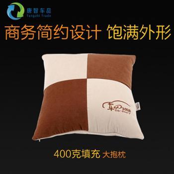 车之物语靠垫抱枕车载用品沙发靠枕汽车办公室靠垫