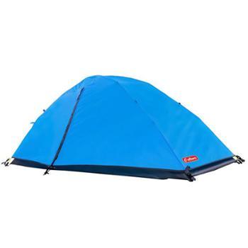欧德仕全自动帐篷防暴雨户外单人双层四季超轻钓鱼露营帐篷套餐