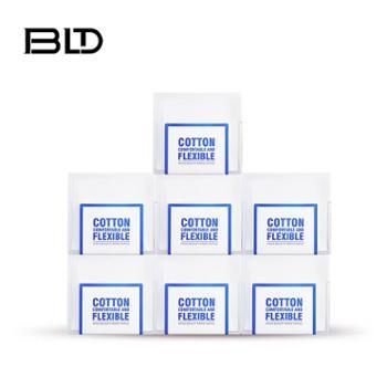 贝览得加厚款一次性洗脸巾化妆棉片7盒40片/盒