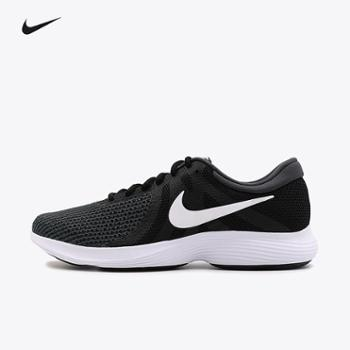 Nike耐克男子网面运动鞋轻便防滑休闲跑步鞋908988