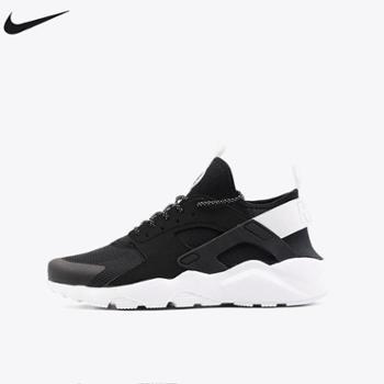 Nike耐克跑鞋男鞋AirHuaracheUltra华莱士四代运动休闲鞋819685-018