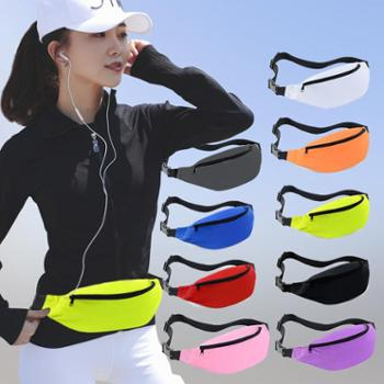 江小盒户外运动健身跑步腰包防水透气设计