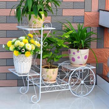 铁艺花架多层花盆架客厅阳台室内多功能花架子绿萝多肉植物架特价