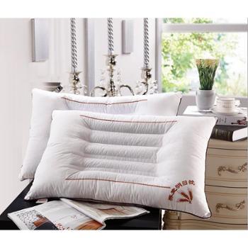 舒适珍珠棉荞麦明目枕保健枕头 全棉弹力药包颈椎枕枕芯