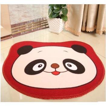 卡通地垫印花门垫卧室厨房门厅卫浴吸水脚垫防滑垫儿童垫