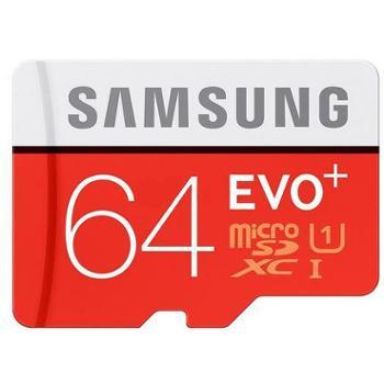 三星16g 32g 64g 128g 256g内存卡80MB/s高速手机存储卡TF卡